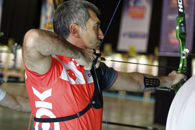 2015 Nimes Archery World Cup